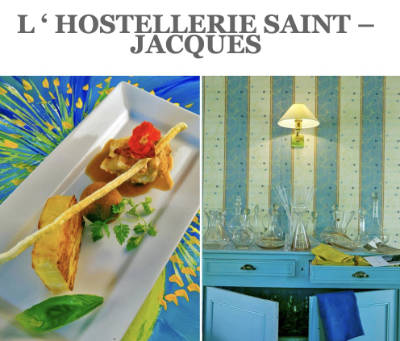 Hostellerie St Jacques